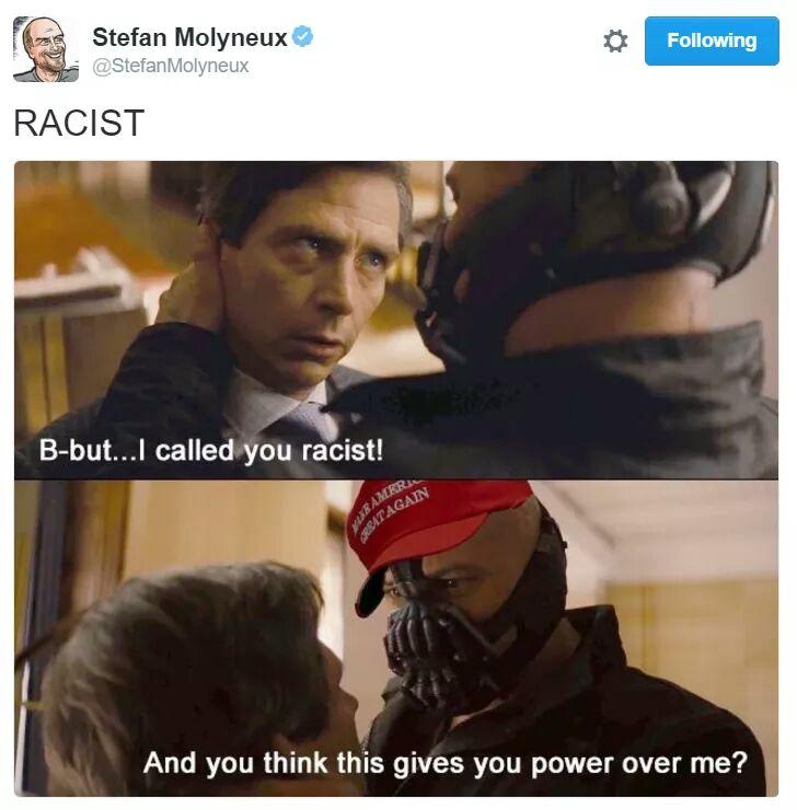 bane-racist