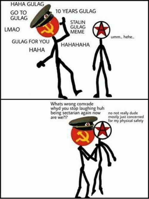 exterminate gulag