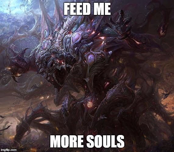 feed-me-more-souls
