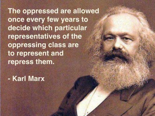 marx elections