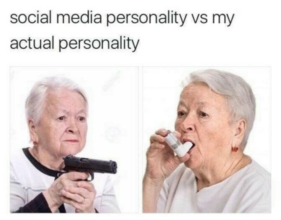 personality split