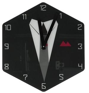hexagonal clock